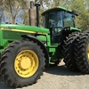 Thumb john deere 4955 tractor