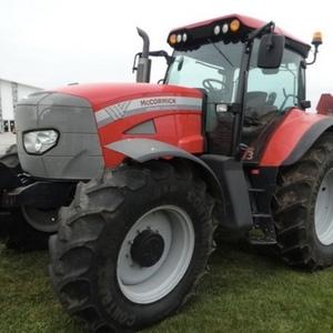 Medium mccormick xtx145 tractor
