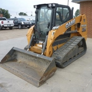 Medium case tr380 skid steer loader