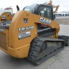 Thumb case tr380 skid steer loader 1