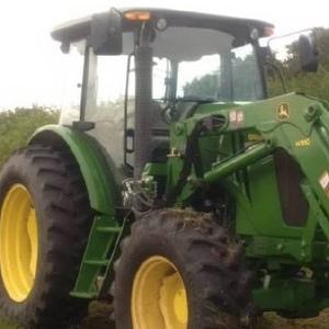 Medium jd 6013 d tractor