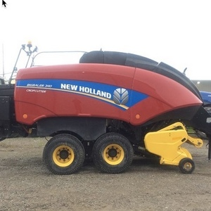 Medium new holland 340r baler