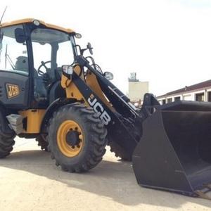 Medium 2015 jcb 406 loader