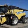 Thumb new holland cr8080 combine