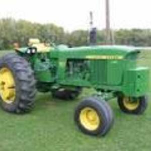 Medium fred s tractor