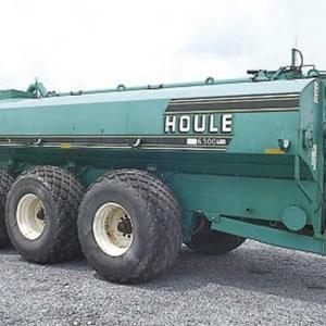 Medium houle 6300 liquid manure tank