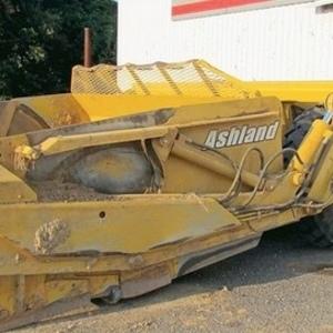 Medium ashland cs18hd scraper