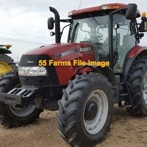 Medium tractor   case maxxum 140