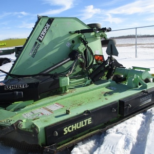 Medium schute xh100 bat wing mower