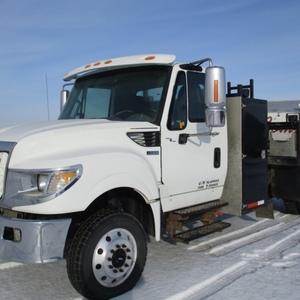 Medium international terra star crand truck 1