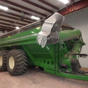 Medium brent 1596 grain cart