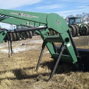 Medium koyker 645 loader