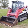 Thumb takuchi tl12 skid steer loader