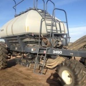 Medium air seeder cart   flexi coil 3450