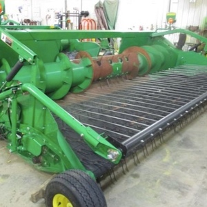 Medium john deere 615p pick up head 3