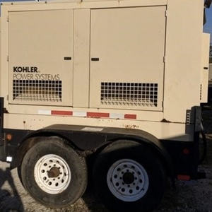 Medium kohler 33kw mobile generator