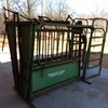 Used Powder River Squeeze Chute