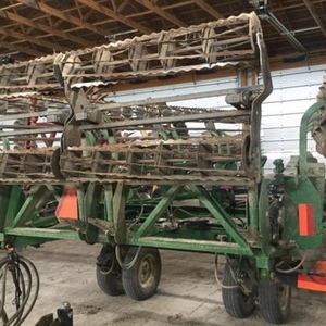 Medium 2007 unverferth 235 harrows
