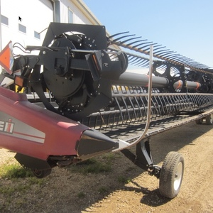 Medium 2008 case ih 2152 head