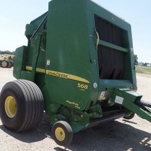 Medium jones baler 2