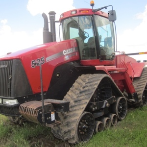 Medium case ih 535 quadtrac tractor