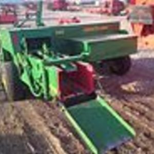 Medium terry s sq baler 2