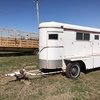 Miley In-Line two Horse Trailer