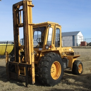 Medium 1994 list king fork lift 1