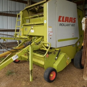 Medium 2007 claas rollant 160 baler
