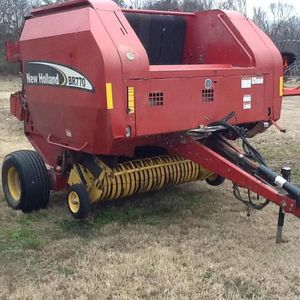 Medium chickasaw eqip baler
