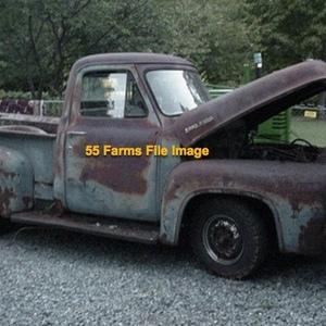 Medium pickup   9153 f100