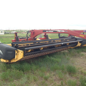 Medium prairie equip swather 2