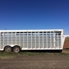 2003 Travelong Livestock Trailer