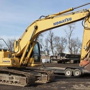 Medium 2006 komatsu pc200 lc 8 excavator 3