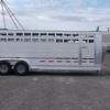 New Eby 2016 Maverick Livestock Trailer