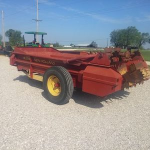 Medium manure spreader   kilmer