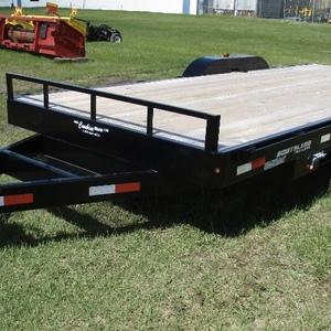 Medium southland deck trailer