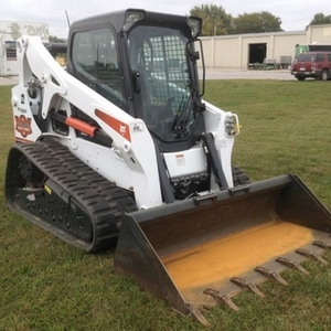Medium bobcat skid steer 1