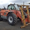 Thumb manitou with forks