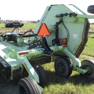 Medium schulte bat winged mower