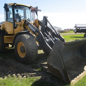 Medium volvo l50 tp s loader
