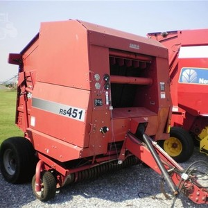 Medium lowe baler 1