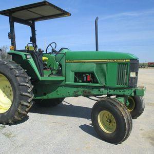 Medium hill tractor 1