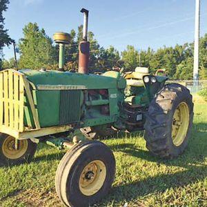 Medium burke tractor