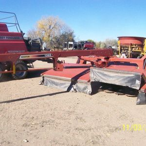 Medium pfief swather 3