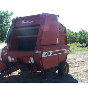 Medium walldroff baler 2