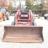 Thumb case tractor loader 2