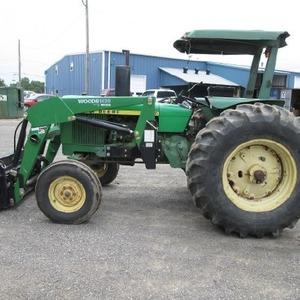 Medium alma tractor 1