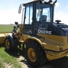 Thumb deere 304j loader 3