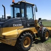 Thumb deere 304j loader
